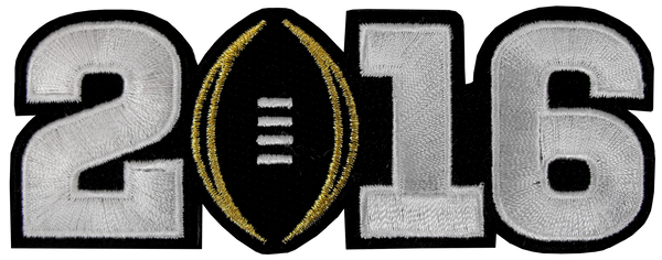 2016 College Football Playoff Patch