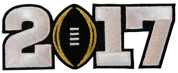 2017 College Football Playoff Patch
