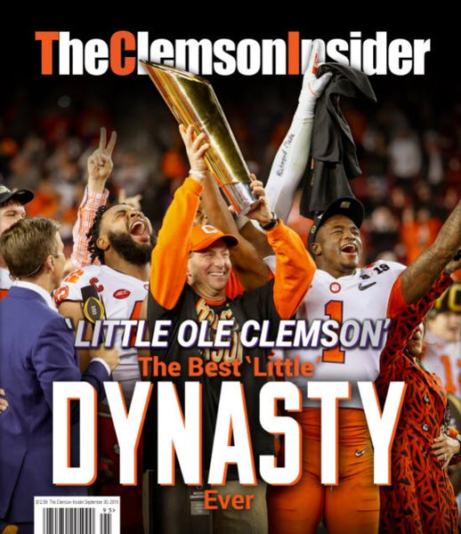 """Little Ole Clemson"" – The Clemson Insider"