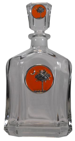 South Carolina Decanter