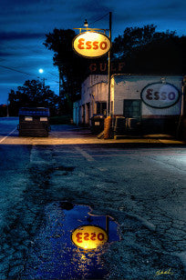 ESSO Full Color by Mark McInnis