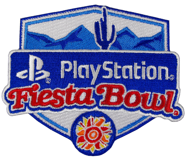 2016 Playstation Fiesta Bowl Patch