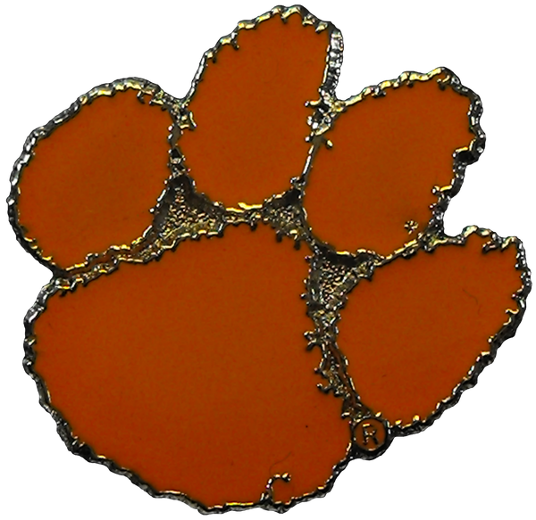 Clemson University Lapel Pins