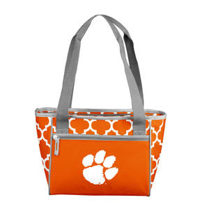 Clemson 16-Can Cooler Tote