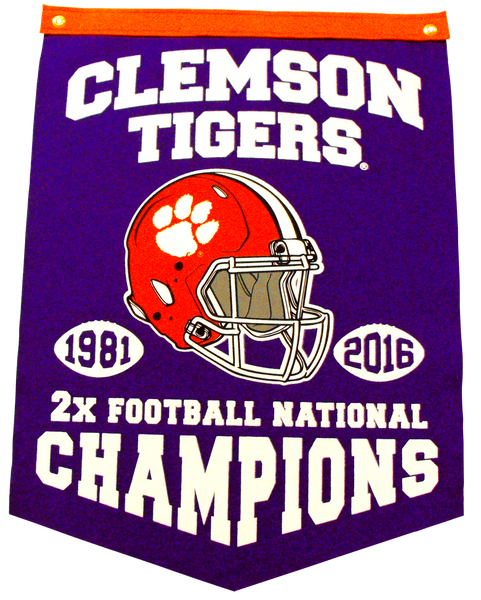 2016 National Champions Banner