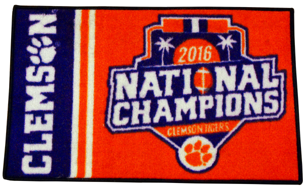 National Champions Doormat