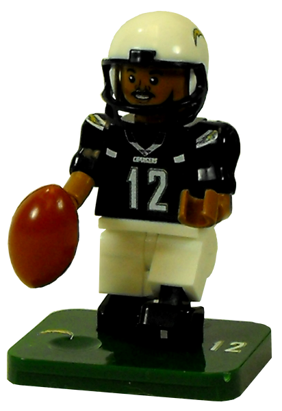 OYO Sports Mike Williams 2017 NFL 1st-Round Draft Minifigure
