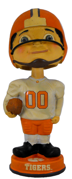 Retro Football Player Bobblehead