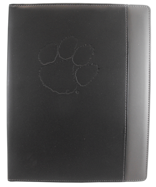 Clemson University Portfolio in Black and Gray
