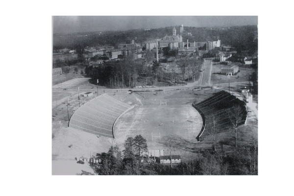 Memorial Stadium - The Beginning