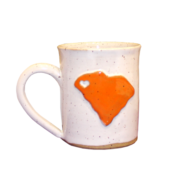 South Carolina Stoneware Mug