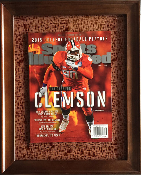 SPORTS ILLUSTRATED MAGAZINE FRAME