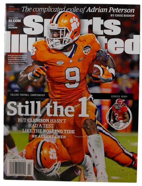 "Sports Illustrated - ""Still the 1"""