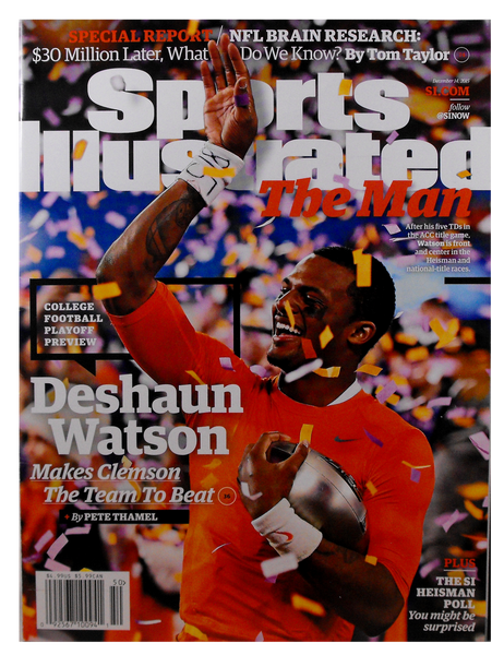 "Sports Illustrated - ""The Man"""