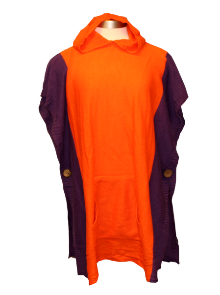 Clemson Women's Sweater Poncho