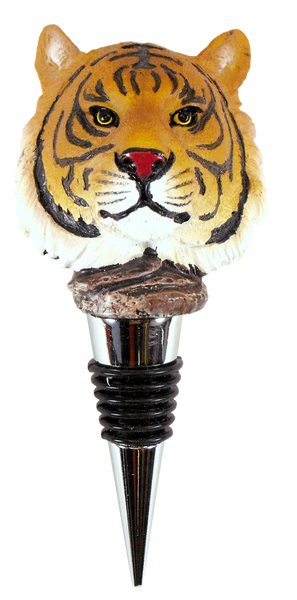 Clemson Tiger Wine Bottle Stopper