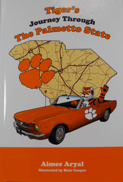 Tiger's Journey Through the Palmetto State