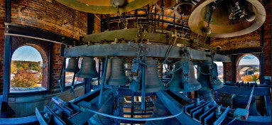 Tillman Hall Bells by Mark McInnis