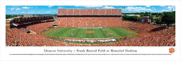 Death Valley 50-Yardline Panoramic Print