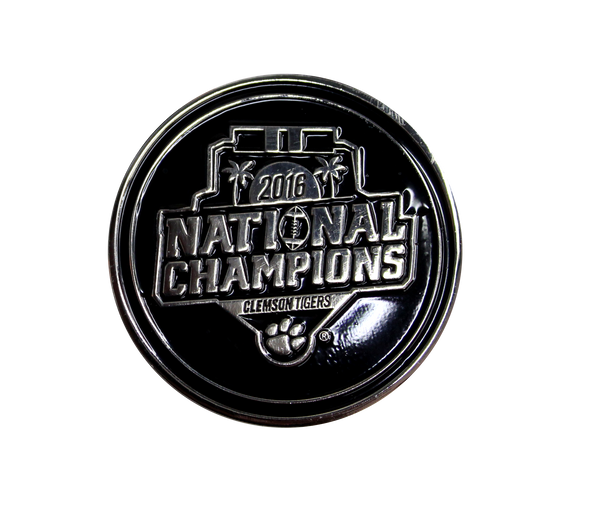 2016 National Championship Black Challenge Coin