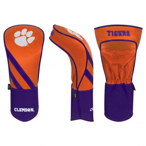 Clemson University Golf Driver Headcover