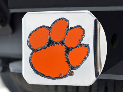 Clemson University Hitch Cover- Various Styles