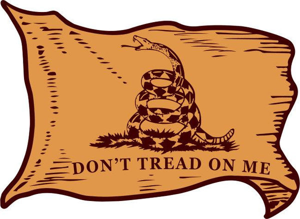 """Don't Tread on Me"" Hat"