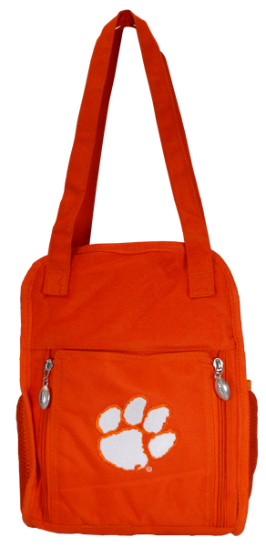 Clemson Mini Diaper Bag