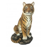 Clemson Sitting Tiger Figurine
