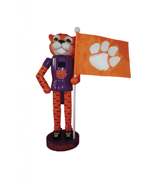 Clemson Tiger Nutcracker