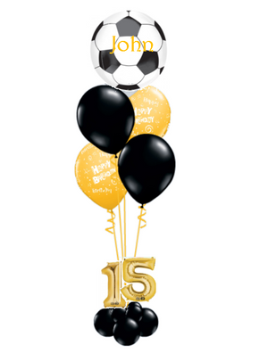 Handsworth football club balloons