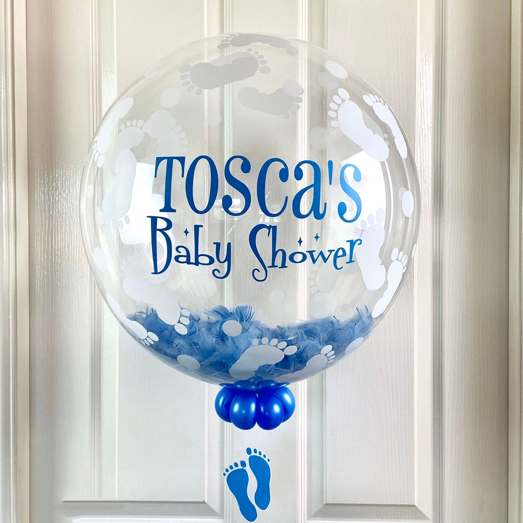It's a Boy! Personalised Baby Shower Balloon