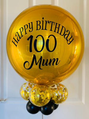 Personalised Birthday Centrepiece