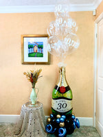 Personalised Large Celebration Birthday  Display