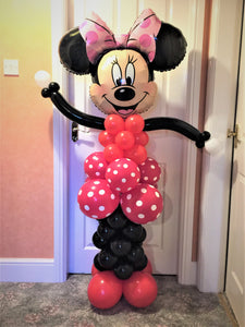 Large Minnie Mouse Balloon Sculpture