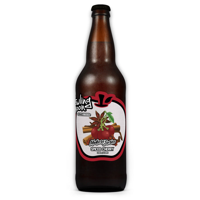 Spiced Cherry Craft Cider