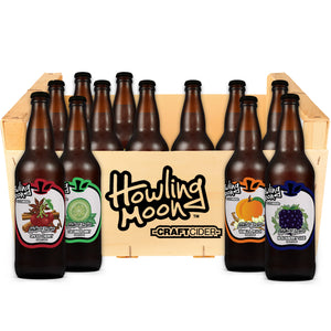 Cider Subscription Makers Fruit Series Craft Cider Community Box from Howling Moon Craft Cider in Kelowna BC