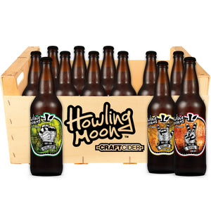 Cider Subscription Steampunk Traditional Craft Cider Community Box from Howling Moon Craft Cider in Kelowna BC
