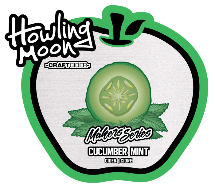 Cucumber Mint Craft Cider