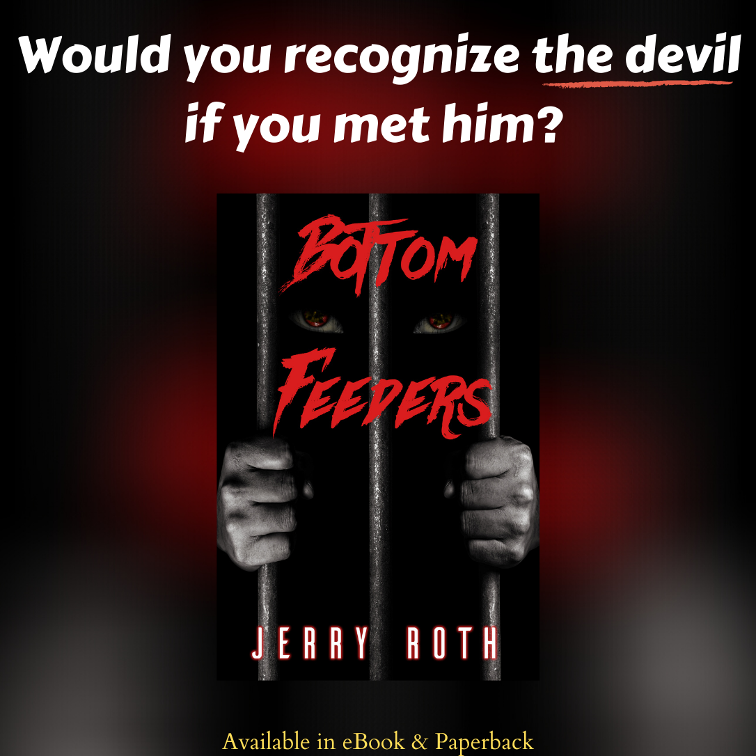 BOOK FEATURE: Bottom Feeders by Jerry Roth