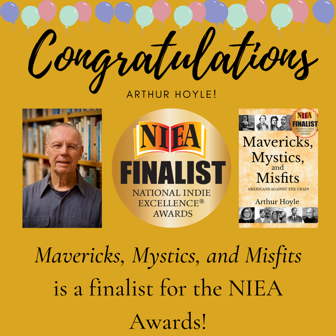 Mavericks, Mystics, and Misfits Is a Finalist for the NIEA Awards