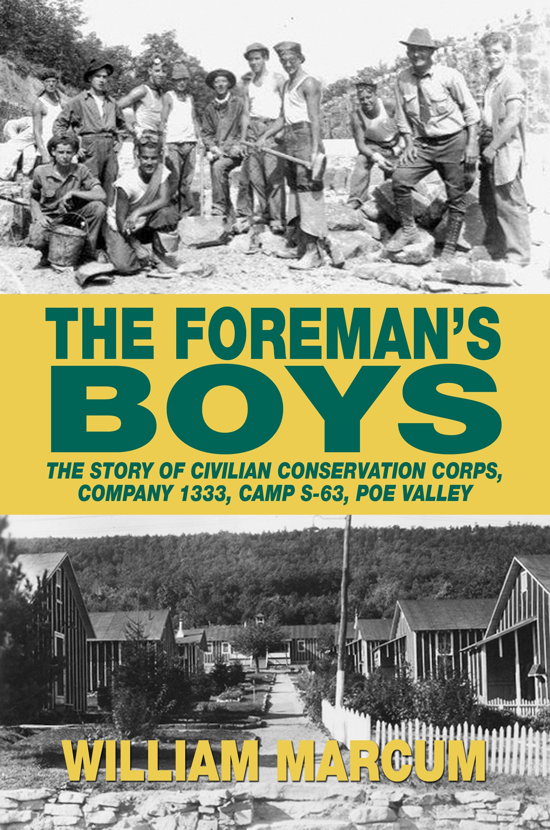 "William Marcum's ""The Foreman's Boys"" tops as the Sunbury Press bestseller for August"