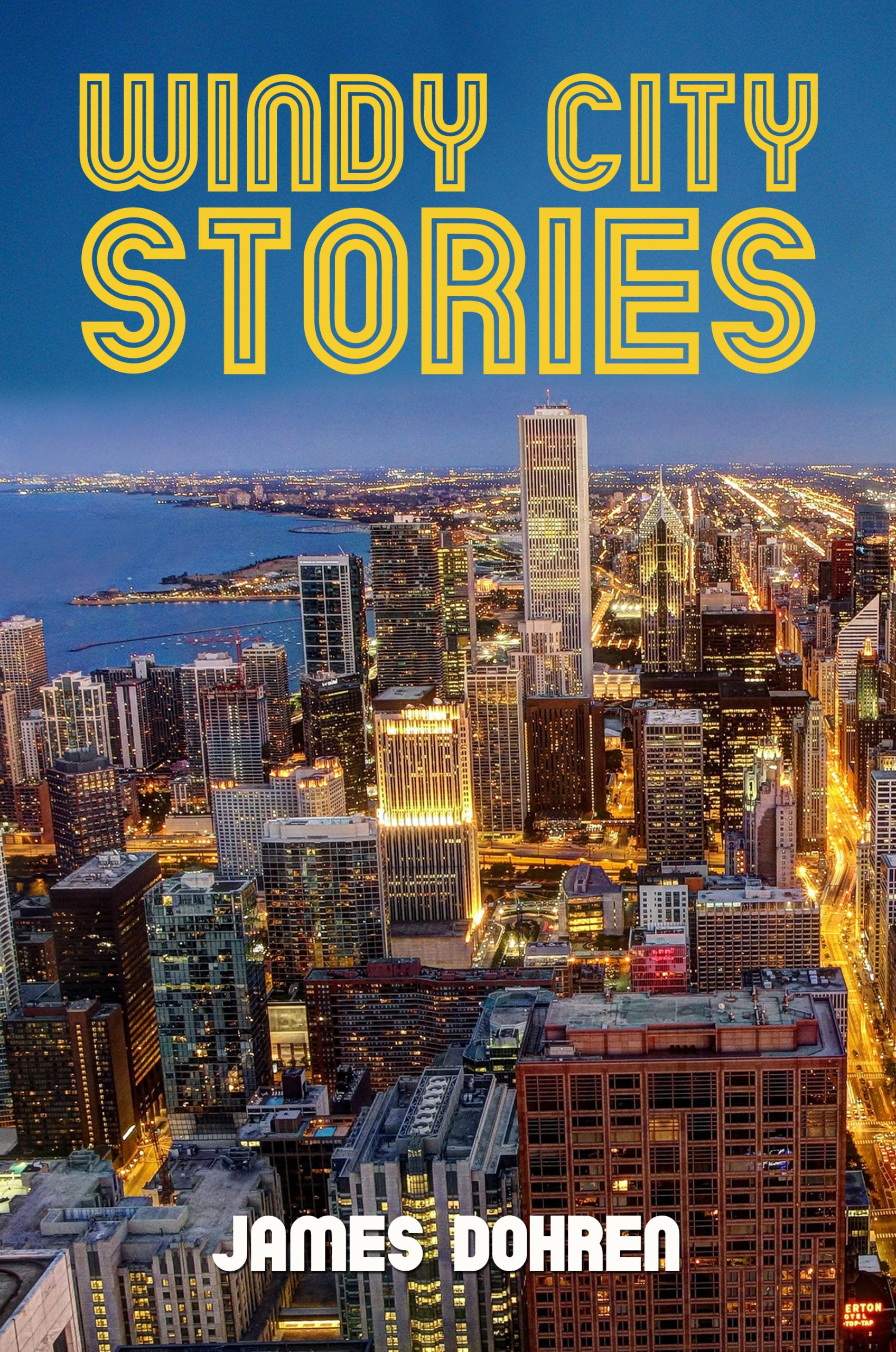 "James Dohren's ""Windy City Stories"" is the Brown Posey Press bestseller for March"
