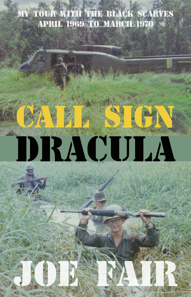 "Vietnam memoirs dominate. ""Call Sign Dracula"" wins the Sunbury Press bestseller race for June"