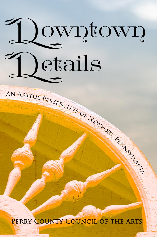 "PCCA's artistic ""Downtown Details"" repeats as Brown Posey Press bestseller for May"