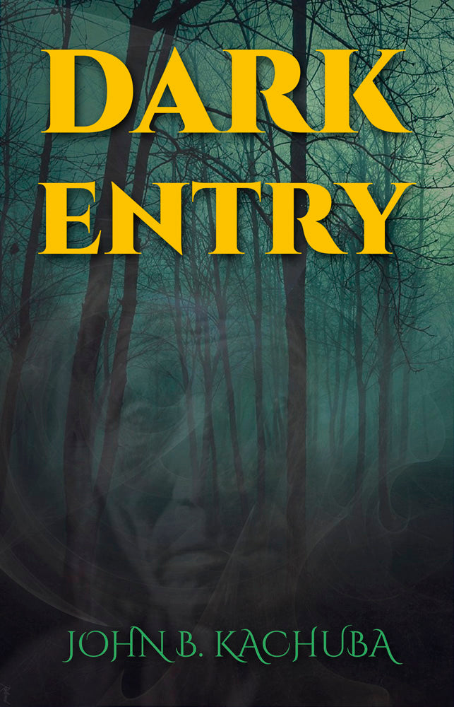 """Dark Entry"" by John Kachuba wins the Sunny Award for Hellbender Books Bestseller in 2018"