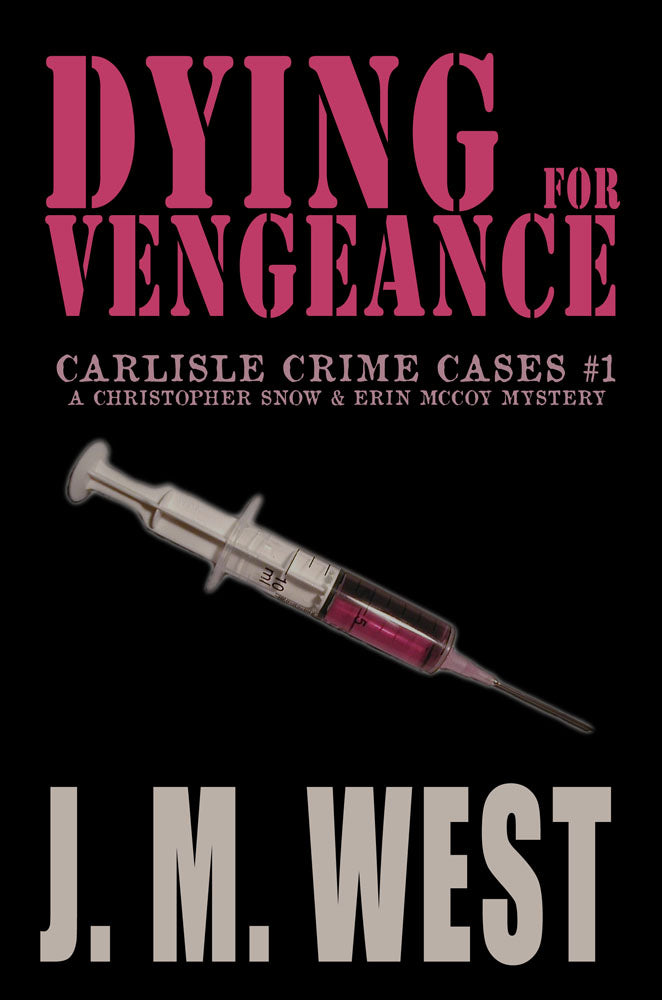 "Joan West's detective thriller ""Dying for Vengeance"" tops Milford House Press bestsellers for January"