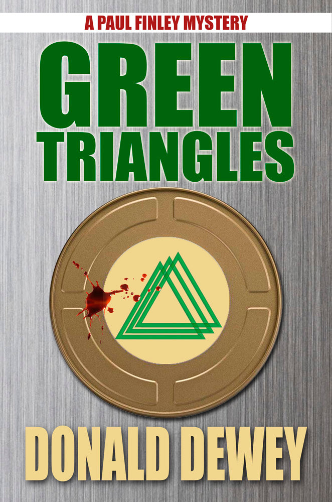 "Donald Dewey's detective mystery ""Green Triangles"" tops Milford House Press bestsellers for November"