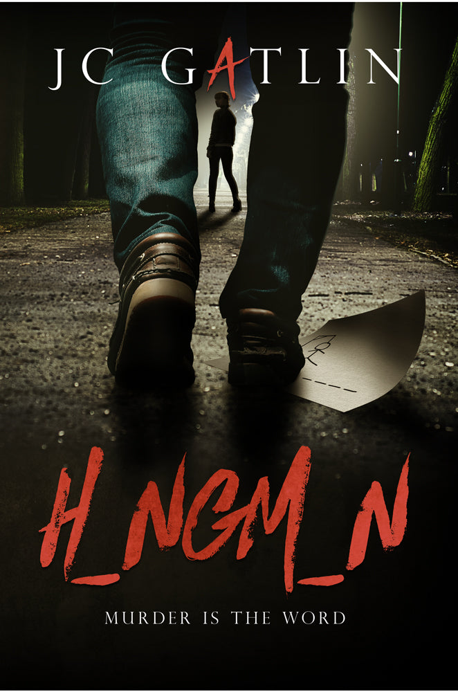 "JC Gatlin's ""H_NGM_N"" tops Milford House Press bestsellers for April"