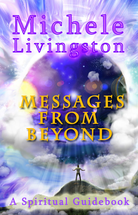 """Messages from Beyond"" by medium and author Michele Livingston leads the Ars Metaphysica bestsellers for October"